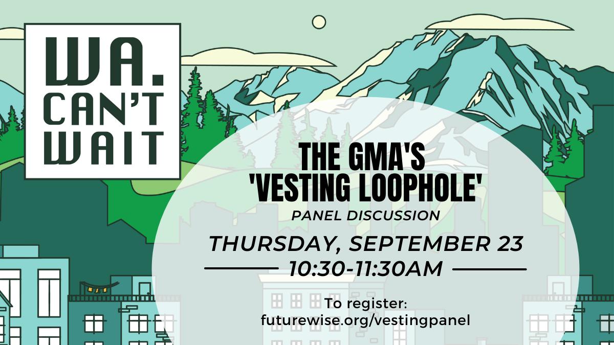 The Gmas Vesting Loophole